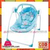 Baby Indoor Swing Infant Electric Intelligent Remote Control Swing Rocking Chair Cradle Newborn Comfort Chair Shaker