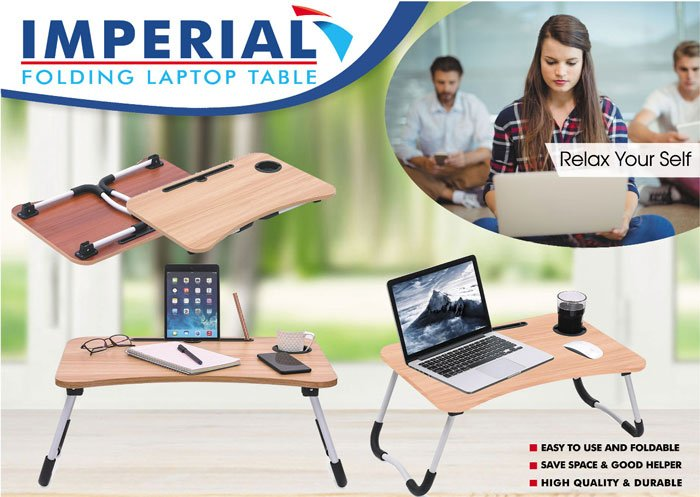 High Quality Folding Laptop Table