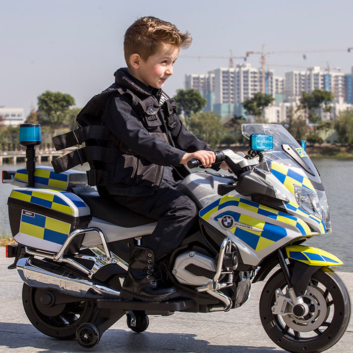 Kids BMW lICENCE Drivable Battery Operated Toy Ride on Bike