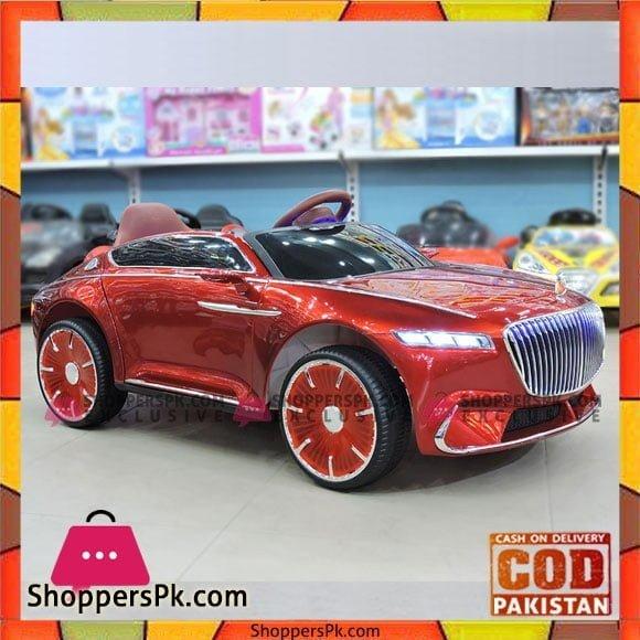 Kids Ride On Car Vision Mercedes Mayback 6