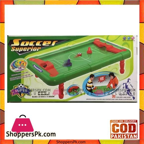Soccer Superior Game Powerfull Zap 628-07