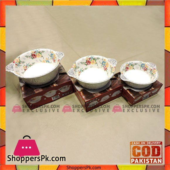 SuperDine High Quality 3 Pcs Set Round Bakeware