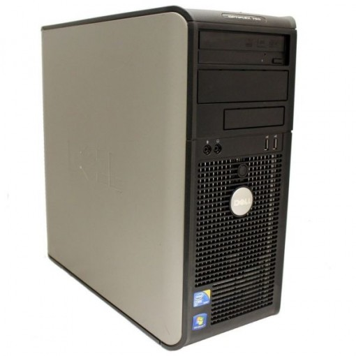 DELL Optiplex 760 TOWER INTEL CORE 2