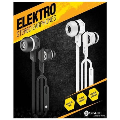 Space - Electro Stereo Earphones EL-525