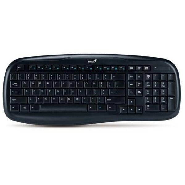 Genius KB-8000 Keyboard & Wireless Mouse Combo