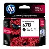 HP 678 Black Original Ink Advantage Cartridge (CZ107AA)