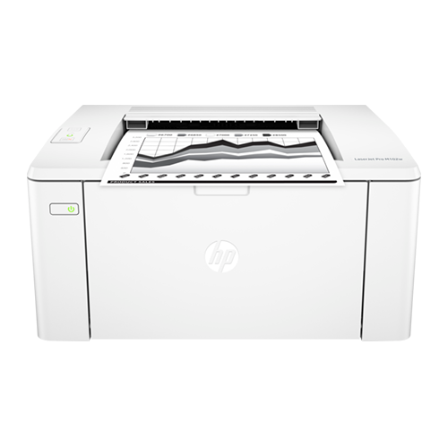 HP Laserjet Pro 102W Black Printer