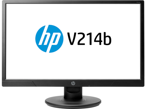 "HP LED V214B 20.7"" FHD WIDESCREEN"