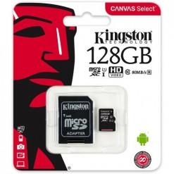 Kingston Card Reader 128GB SDCS