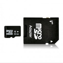 Kingston Micro SD 32GB Card Class4