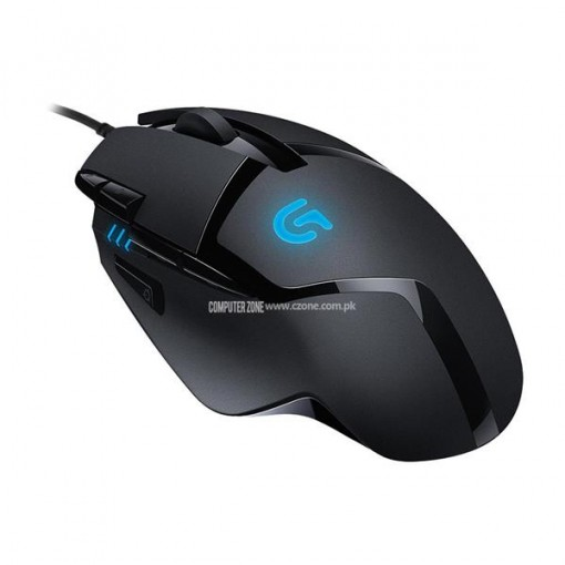 Logitech G402 Hyperion Fury Ultra-Fast FPS Gaming Mouse 910-004070