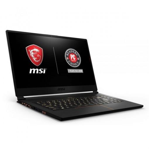 """MSI GS65 STEALTH THIN 8RF 8th Gen Ci7 16GB 512GB SSD 15.6"""" Win10 Int"""