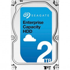 Seagate Enterprise Capacity 3.5 HDD - ST2000NM0045 2TB SAS 12Gb/s Enterprise 3.5 inch 512n Internal Hard Drive