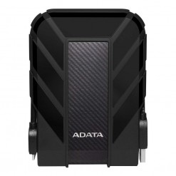 ADATA 1TB HD710 Waterproof / Dustproof / Shock-Resistant External Hard Drive, AHD710-1TU3-CBK, Black