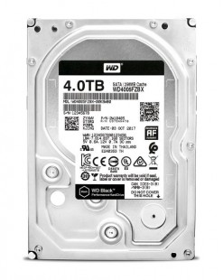 Toshiba 4TB 7200RPM High performance