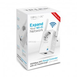 Tp-Link TL-WA860RE 300Mbps Wi-Fi Range Extender with AC Passthrough (Ver 2.0)