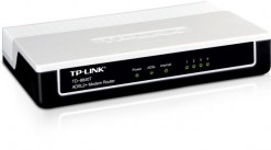 Tplink TD-W8101G ADSL2+Modem Router 1-Port 150Mbps Wireless N