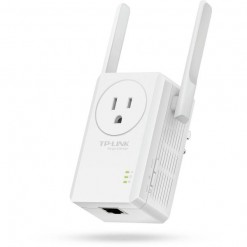 Tplink TL-WA860RE Range Extender 300Mbps Wireless N Wall Plugged