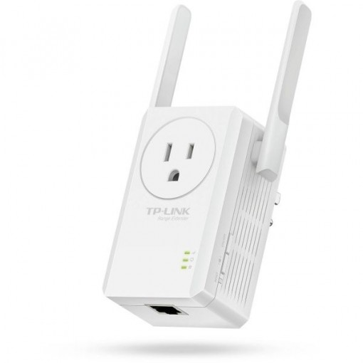 Tplink TL-WA860RE Range Extender 300Mbps Wireless N Wall Plugged