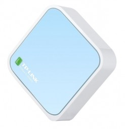 Tplink TL-WR802N Router N300 Nano Pocket Wireless