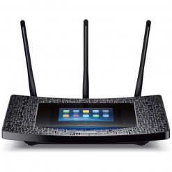 Tplink Touch P5 Router AC1900 Touch Screen Wireless Gigabit