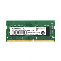 Transcend 4GB DDR4-2666 SO-DIMM (JetRam) JM2666HSH-4G