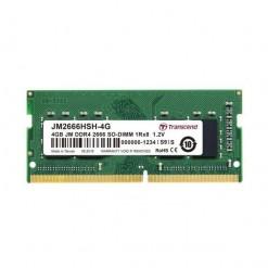 Transcend 4GB DDR4-2666 SO-DIMM (JetRam) JM2666HSH-4G