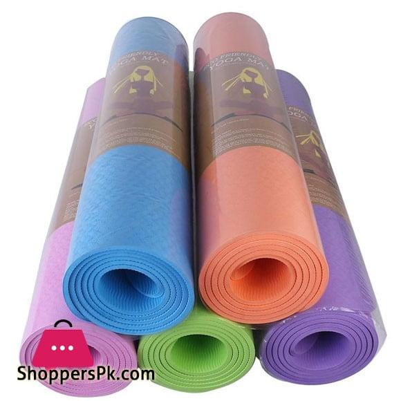 1Pcs High Quality Yoga Mat - 6MM
