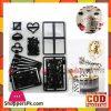 28pcs Plastic Poker Card Cookie Cutter Sugarcraft Fondant Cutter Poker Set Decorating Tools