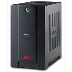 APC by Schneider Electric APC Backup UPS 700VA / 390 Watts Black