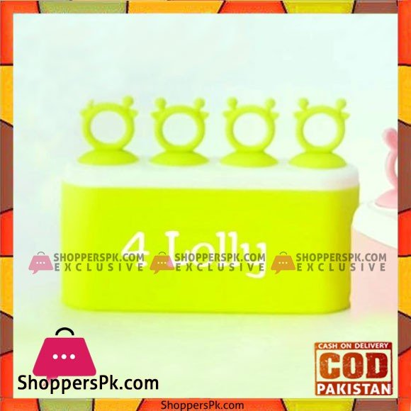 4 Lolly Ice Lolly Mould