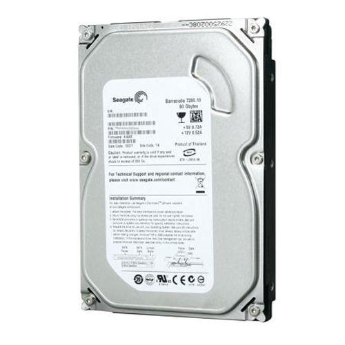 500GB HDD SATA Refurbished