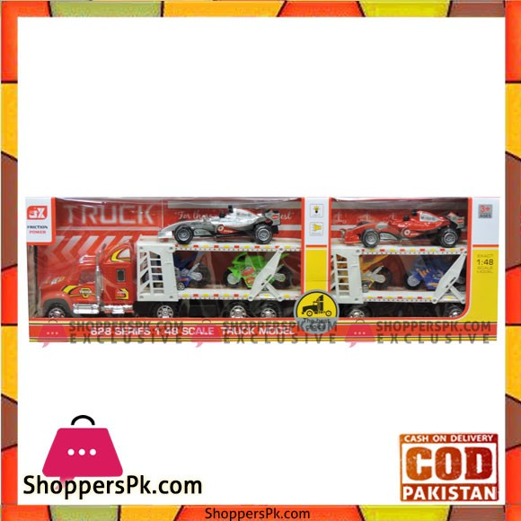 628 Series 1;48 Scale Modle Truck Toy For Kids