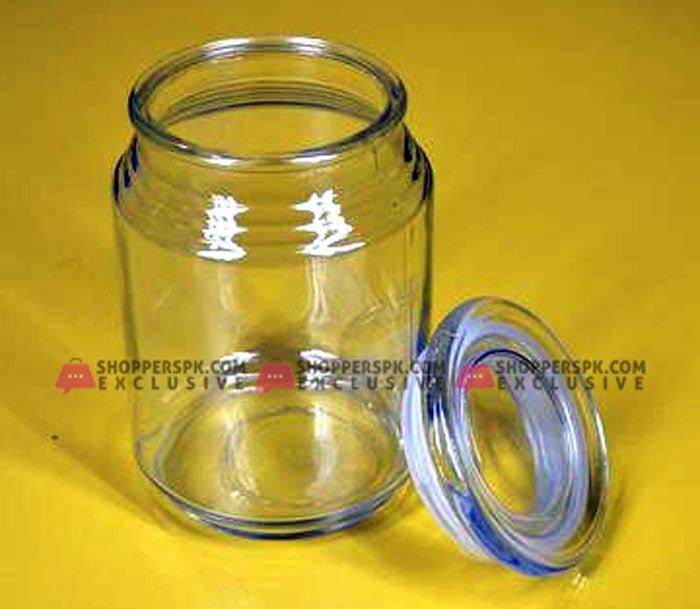 Air Tight Glass Storage Jar 800Ml