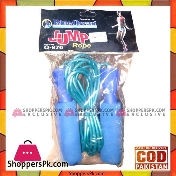 Blue Ocean Jump Rope Q-970