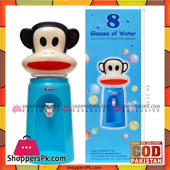 Mini Water Dispenser Cartoon 8 Cup Children