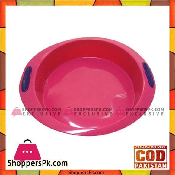 SPK Silicone Round Cake Pan 9-Inch