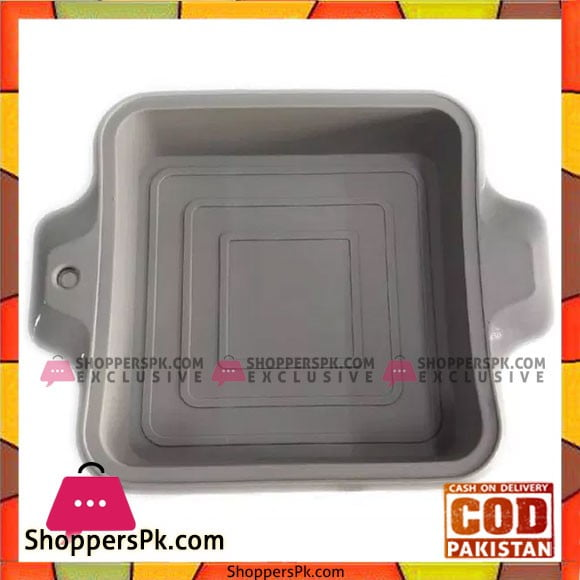 Silicon 7 Iich to 8 Inch Square Cake Pan