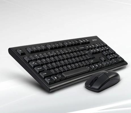 A4Tech 3100N Keyboard + Mouse Wireless