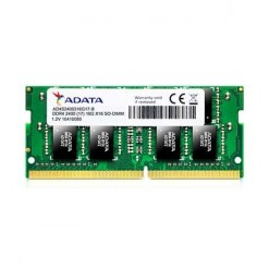 ADATA 4GB Premier Series DDR4 2400 260-Pin SO-DIMM Memory AD4S2400J4G17-R