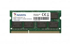 Adata DDR3 8GB 1600Bus SOD