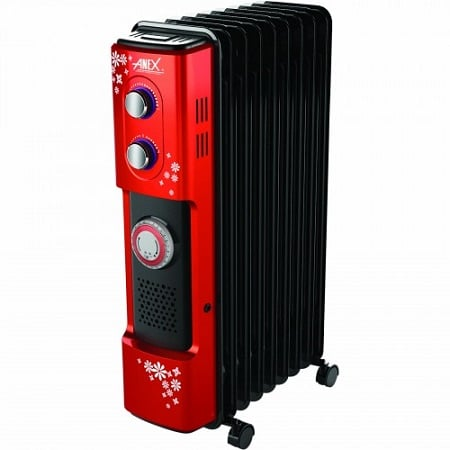 Anex 2000 W Oil Heater AG-3030