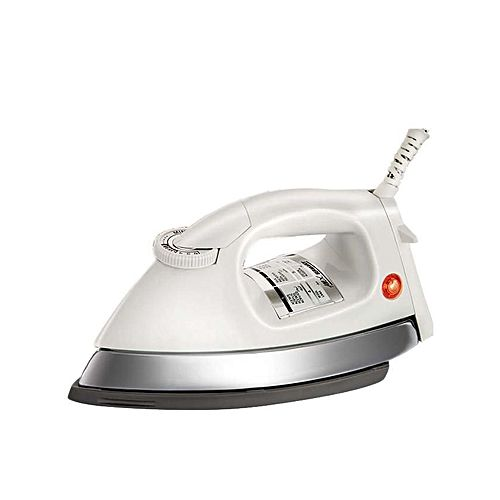 Anex AG-1071B Dry Iron White (Brand Warranty)