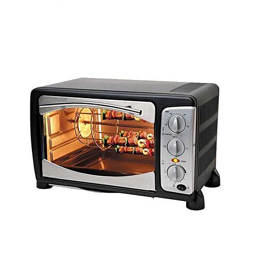 Anex AG1069 Oven Toaster Black