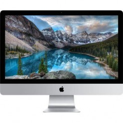 Apple iMac with Retina 5K Display Desktop Computer - MK462 - 27""