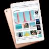 "Apple iPad 6 - 128GB (9.7"") Multi-Touch Retina Display Wi-Fi + Cellular"