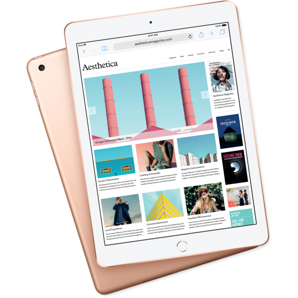 "Apple iPad 6 - 32GB (9.7"") Multi-Touch Retina Display Wi-Fi + Cellular"