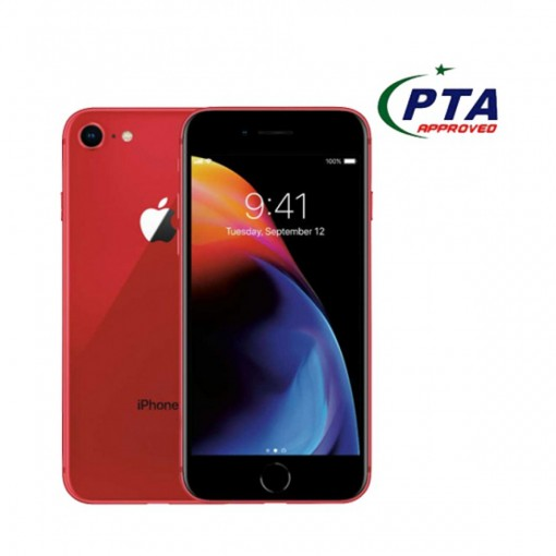 Apple iPhone 8 64GB Single Sim Red - Official Warranty