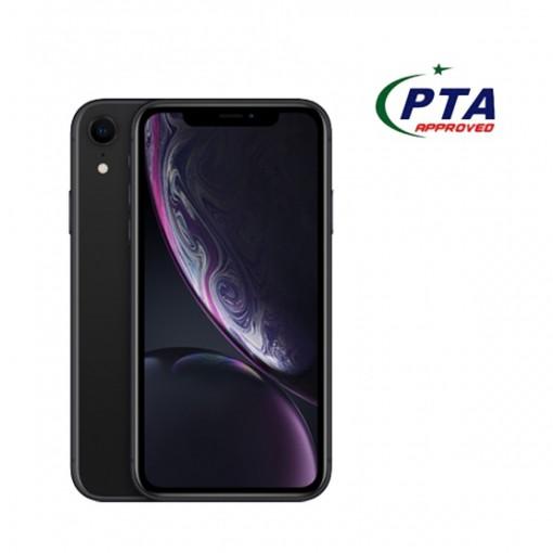 Apple iPhone XR 64GB Single Sim Black - Official Warranty