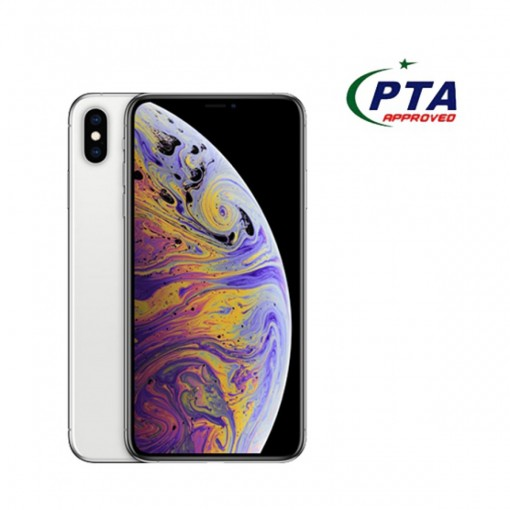 Apple iPhone XS Max 512GB Single Sim Silver - Official Warranty